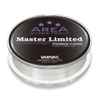 Флюорокарбон VARIVAS Master Limited Premium Fluoro 80 м 0,128 мм