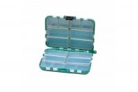Коробка ТРИ КИТА СЧ-3 для рыболовных мелочей (16 отд.) (120*100*30мм)