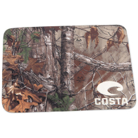 Ткань для протирки очков COSTA DEL MAR Micro-fiber Cleaning Cloths 69 Realtree Xtra Camo, 7 x 5 см