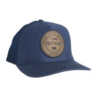 Бейсболка SITKA Seal 5Pnl Patch Trucker цвет Navy