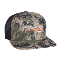 Бейсболка SITKA Trucker Cap цвет Optifade Ground Forest