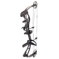 "Лук блочный QUEST Forge Package 29"" 60 Lbs 26-30 RH цв. Black"