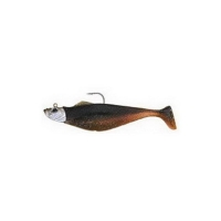 Джиг-Головка MEGABAIT Chubby (2 шт.) коричнево-серебрянный (brown / silver) 42,5 гр (1 1/2 oz)