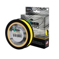 Плетенка POWER PRO Super 8 Slick 135 м цв. Yellow (Желтый) 0,15 мм