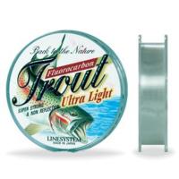 Флюорокарбон LINE SYSTEM Trout # 0,6 fluorocarbon