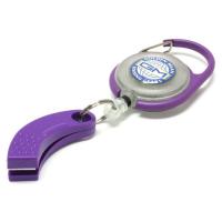 Ретривер GOLDEN MEAN Pin On Reel X Line Cutter цв. пурпурный