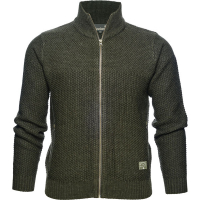 Кардиган SEELAND Dyna full zip cardigan цвет Grizzly brown