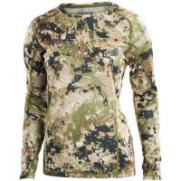 Футболка SITKA Ws Core Lt Wt Crew LS New цвет Optifade Subalpine