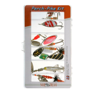 Набор NORSTREAM PERCH-PIKE KIT (8 блесен)