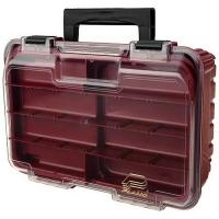 Ящик PLANO 1348-00 для приманок двухсекционный с прозрачной крышкой