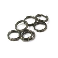 Кольцо заводное NORSTREAM Split ring (10 шт.) 5 мм