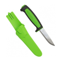 Нож MORAKNIV Basic 511, 2019 цв. черный / зеленый