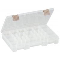 Коробка PLANO 2-3650-02 для приманок, 5-20 отсеков