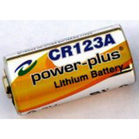 Батарея WEAVER Power-plus CR123A 3.0V 1300 mAh