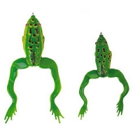 Лягушка SAVAGE GEAR 3D Jumping Frog 11 F цв. Green