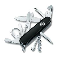 Нож VICTORINOX Explorer черный 16 функций 91 мм