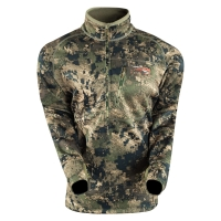 Водолазка SITKA Traverse Zip-T New цвет Optifade Ground Forest
