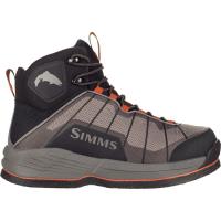 Ботинки SIMMS Flyweight Boot Felt цвет Steel Grey