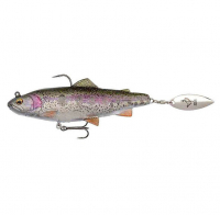 Приманка SAVAGE GEAR 4D Trout Spin Shad 11 см цв. MS 01-Rainbow Trout