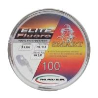 Флюорокарбон MAVER Elite Fluoro 100 м 0,106 мм