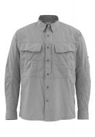 Рубашка SIMMS Guide Shirt цвет Concrete