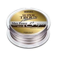 Плетенка VARIVAS Super Trout Advance Max Power PE 150 м # 0,6 цв. серый/белый