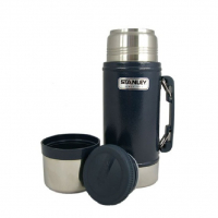 Термос STANLEY Legendary Classic Food Flask 0,7 л цв. синий