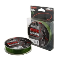 Плетенка AKKOI Mask Arcane 150 м 0,14 мм цв. green