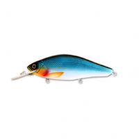 Воблер AR LURES AR-Flat 120F цв. Blue Black Back (01)