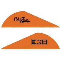 """Оперение EASTON Blazer, длина 2"""", цвет неоново-оранжевый"""