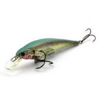 Воблер LUCKY CRAFT Pointer 95 Silent SP цв. Blue Back Bone Shad