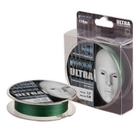 Плетенка AKKOI Mask Ultra X4-110 110 м 0,05 мм цв. green