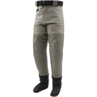 Вейдерсы SIMMS G3 Guide Pant цвет Greystone
