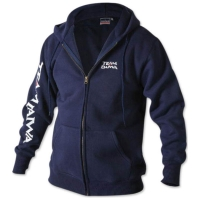 Толстовка DAIWA Team Zipper Hooded Top цвет Navy