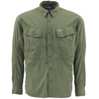 Рубашка SIMMS Guide Shirt цвет Olive
