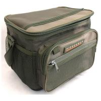 Комплект FISHERMAN Ф43м сумка с коробками (25 х 19 х 4 см) х 4 шт., (21,6 х 12 х 3,4 см) х 1 шт.