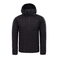 Куртка THE NORTH FACE Thermoball Hoodie цвет Black Matte