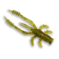 """Рак CRAZY FISH Crayfish 1,8"""" (8 шт.) зап. кальмар, код цв. 1"""