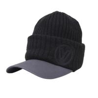 Шапка VARIVAS VAC-53 Knitted Visor Cap цв. Black