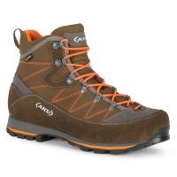 Ботинки Треккинговые AKU Tana GTX цвет Olive/Fluo Orange
