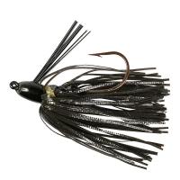 Бактейл STRIKE KING Bitsy Bug mini jig 1,75 г (1/16 oz) цв. black