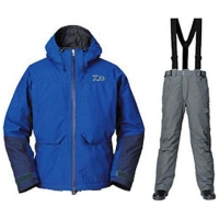 Костюм DAIWA GORE-TEX GT Winter Suit цвет blue