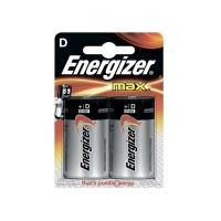 Батарейка ENERGIZER MaxD/LR20 FSB2 (2 шт.)