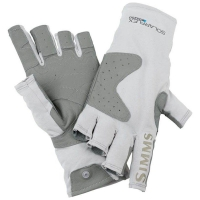 Перчатки SIMMS Solarflex Guide Glove цвет grey