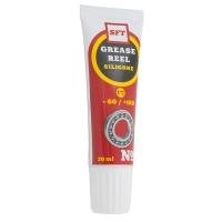 Смазка для катушек SFT Grease Reel Silicone №1 (от -60 до +160°С) для рыболовных катушек