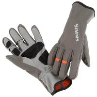Перчатки SIMMS ExStream Flex Glove цвет Dk. Gunmetal
