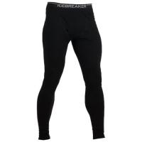Кальсоны ICEBREAKER Leggings wFly 200 цвет Black