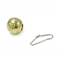 Груз разборный INTECH Tungsten 74 Gold 0,7 г (4 шт.)