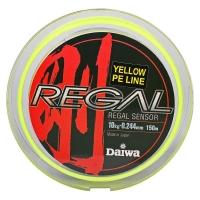 Леска DAIWA Regal Sensor 10 кг 0,244 мм 150 м (желтая)
