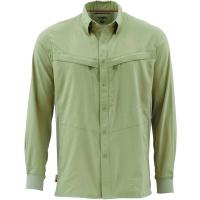 Рубашка SIMMS Intruder Bicomp Shirt цвет Dark Khaki